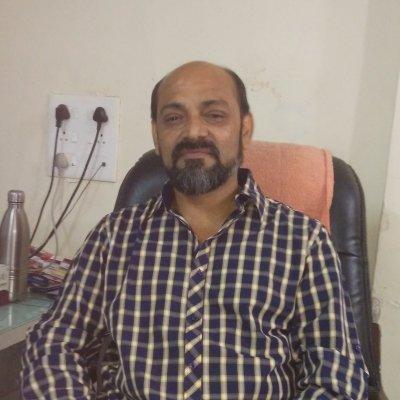Dr. Harshavardhan Shah Orthopedics Marketyard, Pune