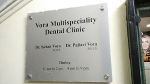 Vora Multispeciality Dental Clinic|Bibwewadi Kondhwa Road,Pune