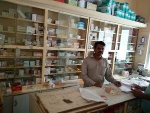 Pharmacy|Chandrapattan Orthopaedic and Gynaecology Hospital|miraj road,Miraj