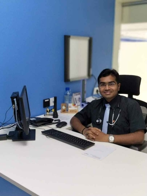 Photo : Dr. Rahul Kulkarni