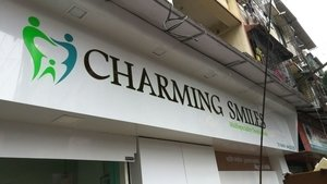Entry|Charming Smiles Dental Clinic|Dombivli West,Mumbai