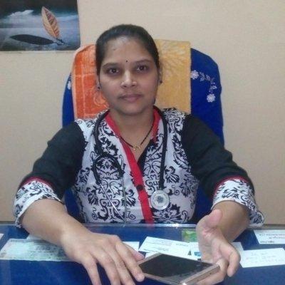 Dr. Arati Kolhe, Family Medicine (Family Practice),Obstetrics & Gynecology, bibwewadi, Pune