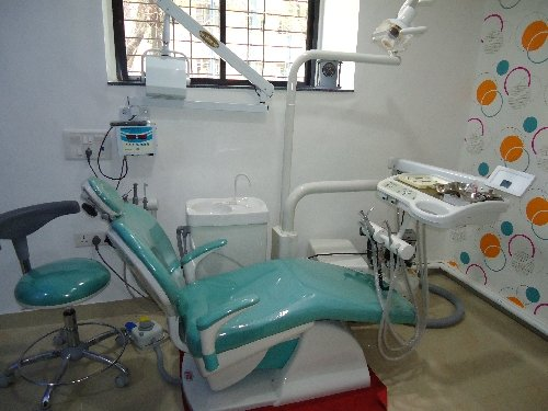 Treatment unit 2|Cosmodent Multispeciality Dental Clinic and Implant Centre|Kothrud,Pune