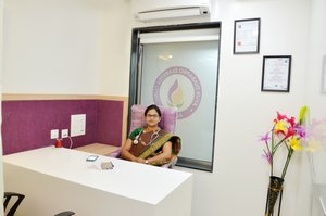 Doctor Cabin2| Ayur DiabaPro Diabetes Clinic|Thergaon,Pune
