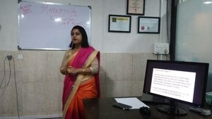 Lecture by Dr. Snehal|Charming Smiles Dental Clinic|Dombivli West,Mumbai