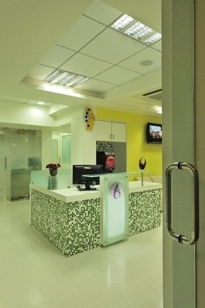 Reception Area|Dr Meenu Agarwal|Dhole Patil Road,Pune