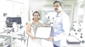 Completed IVF training from Embryology academy of UK.|Chaitanya Fertility and Sonography clinic|bibwewadi,Pune