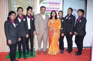Team| Ayur DiabaPro Diabetes Clinic|Thergaon,Pune