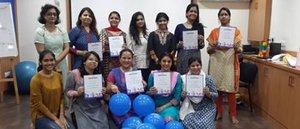 Play therapy workshop Addlife Caring Minds Sarat Bose Road,Kolkata