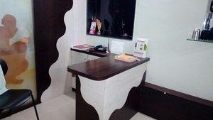 Reception|Chaitanya Fertility and Sonography clinic|bibwewadi,Pune