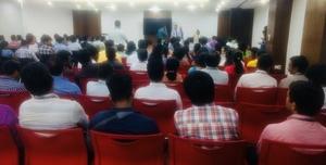 Capgemini Hyd- Spine talk|Dr.Kiran Kumar Lingutla|Ameerpet,Hyderabad