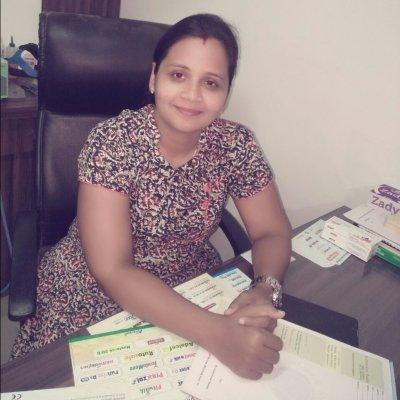Dr. Pranita Kasat- Bauskar, Oto-Rhino-Laryngology (ENT),Otology,Neurotology,Pediatric Otolaryngology,Otolaryngology, Bibvewadi, Pune