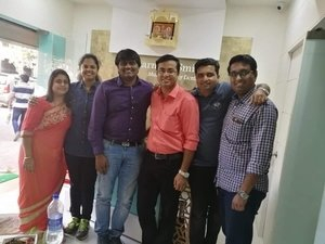 Financial planning session at charming smiles|Charming Smiles Dental Clinic|Dombivli West,Mumbai