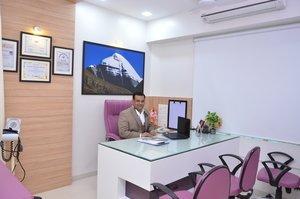 Doctor Cabin1| Ayur DiabaPro Diabetes Clinic|Thergaon,Pune